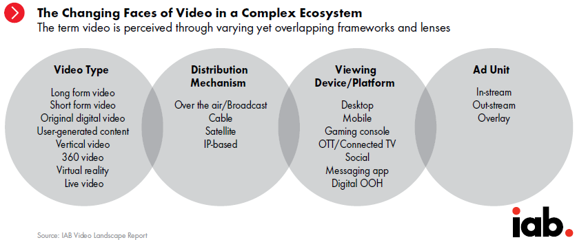 IAB Digital Video Guide: a compendium of all things video (for novices and ninjas alike)